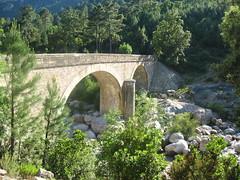 Le pont de Marion sur le Cavu