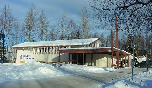 Immanuel Presbyterian Church, Anchorage