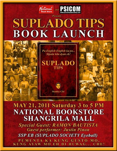 Suplado Tips Book Launch