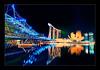 Double Helix (Kaj0 / kajophotography.com) Tags: city bridge tower broken skyline museum reflections mall stars island lights hotel singapore cityscape harbour casino helix shoppingcenter doublehelix humid d300 kajo singaporeharbour officebuidling marinabaysands kajophotography