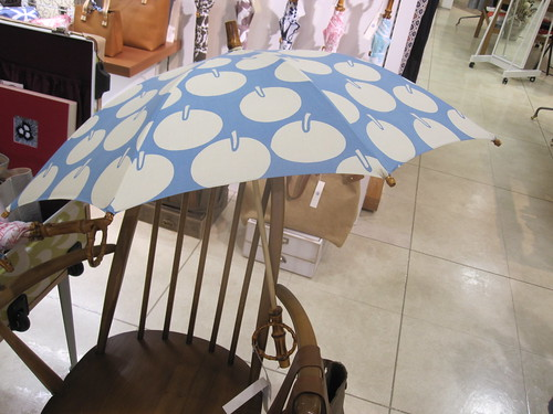 Cotton parasol by breezyblue