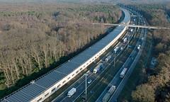 Использование солнечной энергии в транспорте