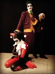 Arkham Villains (Don Oscarez) Tags: riviera batman joker don gotham venezia oscarez