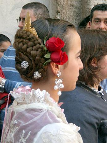 Falleras-Hair-Style