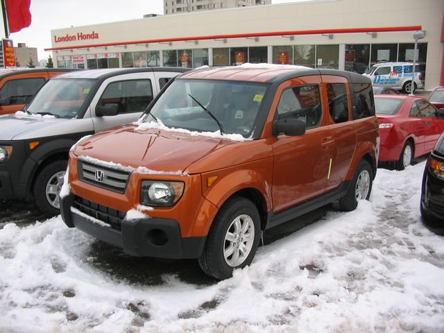 ex honda 2008 element