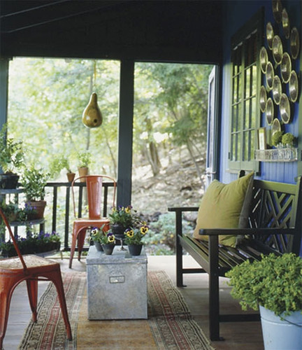 dreamy porch