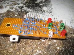Lamp Board - Reverse