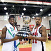 Carleton Ravens beat the University of Western Ontario Mustangs to clinch the OUA Wilson Cup, Jean-Emmanuel Jean-Marie and Ryan Bell