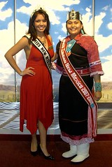 "Miss New Mexico and Miss NM Indian World (""Miss New Mexico 2008"" ~ Joan Marie) Tags: newmexico beauty dedication hotel route66 indian albuquerque casino queen nativeamerican galaxy navajo miss pageant ambassadors riorancho joanmarie missnewmexico missindianworld grandopenings missnewmexicogalaxy2008 joanmarieyazzegallegos missnewmexico2008atroute66casinohotelribboncutting missnewmexico2008 ribboncuttings missnewmexicogalaxy"