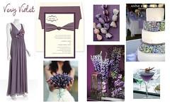 2364003706 12416a94f2 m Baú de ideias: Casamento com lilás, roxo, violeta ou lavanda