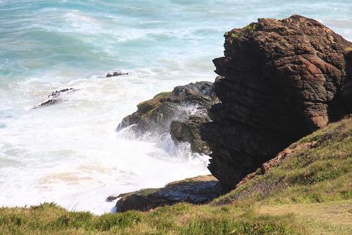 Tacking Point Rocks