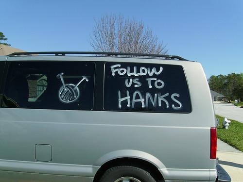 Hanks Trip