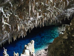 Gruta do Lago Azul - Blue Lake Cave - Bonito-MS (fhmolina) Tags: blue lake water lago bonito loveit anil zul fernando cave mato sul hidalgo grosso gruta molina estalactite estalagnite fhmolina