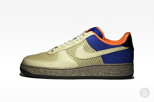 Nike Air Force 1 Low Supreme Mowabb