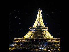 Eiffel Tower, Paris, France '08