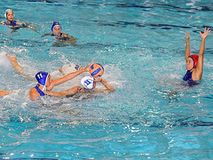 0805103781 (Kostas Kolokythas Photography) Tags: sports water greece watersports polo waterpolo aquatics vouliagmeni   waterpolophotography