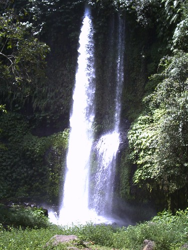 Sendang Gile Waterfall - Lombok