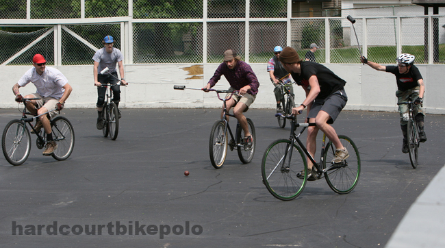 bike polo all 6 adam on