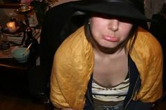 IMG_8933.JPG (nicolettesara) Tags: yellow scarf mallory sadface