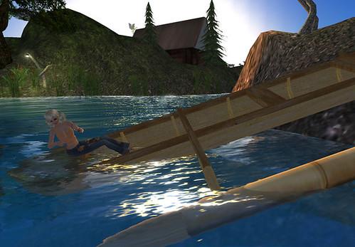 Bad boat!