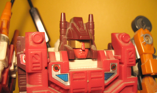 A very dusty Computron