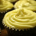 141. Vanilla Cupcakes with Lemon Cream Cheese Frosting