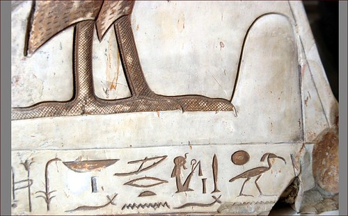 2008_0610_160445AA Egyptian Museum, Turin por Hans Ollermann.