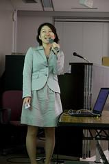 石丸 愛子さん, JJUG + SDC JavaOne 報告会, Sun Microsystems 神宮前オフィス