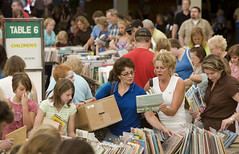 Public Library Friends Annual Book Sale