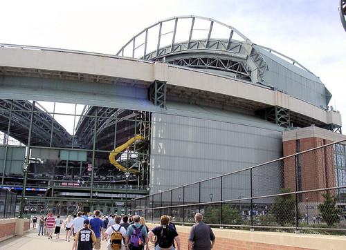MillerPark Beyond Center Field Milwaukee