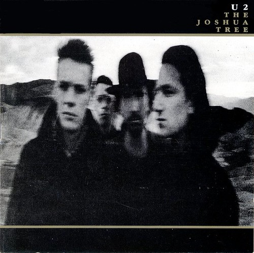 U2 - The Joshua tree - Front