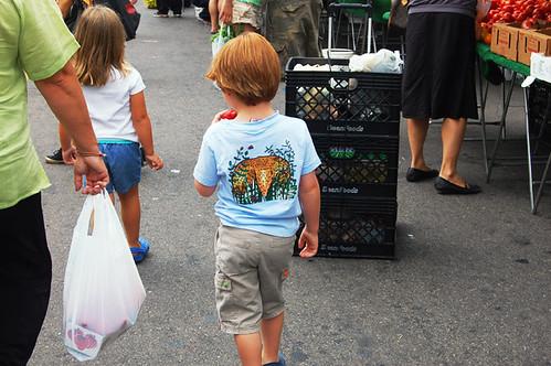 Cool kid's t-shirt