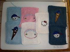 child squares for scarfs