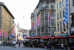 2008 Mnchen (Munich) - Germany (Hornplayer) Tags: germany munich mnchen bayern bavaria allemagne duitsland beieren landdebavire