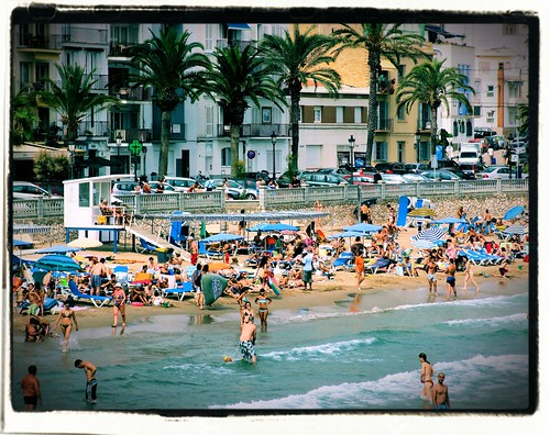 Summer postcard / Postal de verano