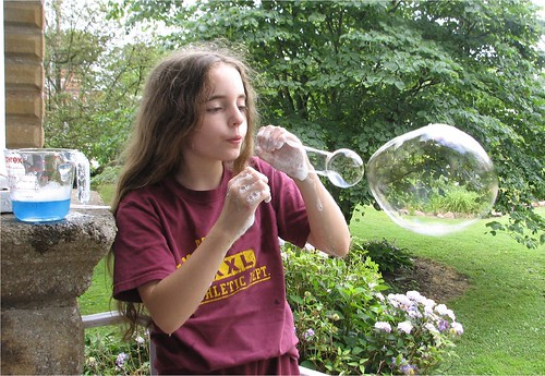 makin' bubbles