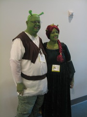 Shrek & Princess Fiona