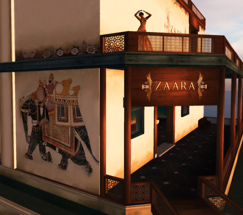 New mainstore for Zaara