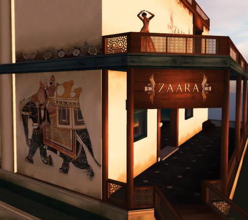 New mainstore for Zaara