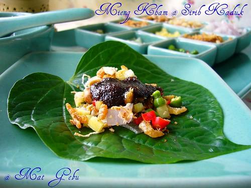 Mieng Kham @ Sirih Kaduk