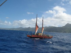 Photos from Pago Pago (Cook Islands Voyaging Society) Tags: ocean sea festival hawaii islands pacific o au arts cook canoe american samoa te rarotonga society tonga voyaging pago niue vaka