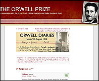 El blog de los diarios de Orwell