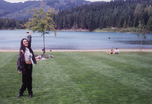 Me in Whistler 1993
