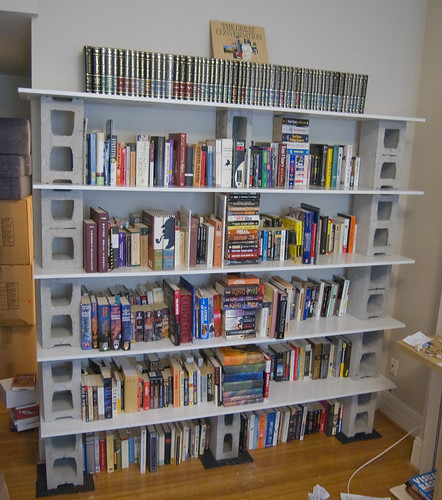 Where Can I Buy An Affordable Bookcase?