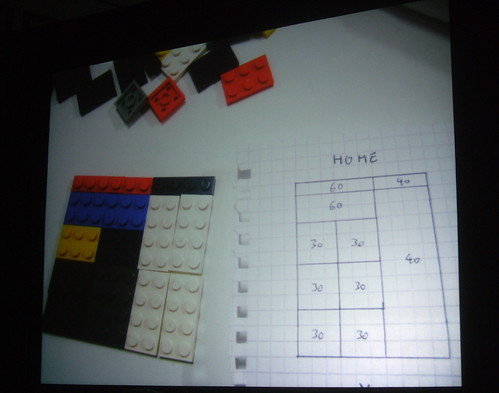 Wireframes using LEGOs