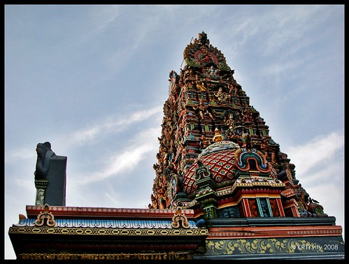 Vadapalani Temple - East Facing Tower
