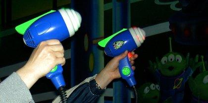 Laserpistolen Laser Blast
