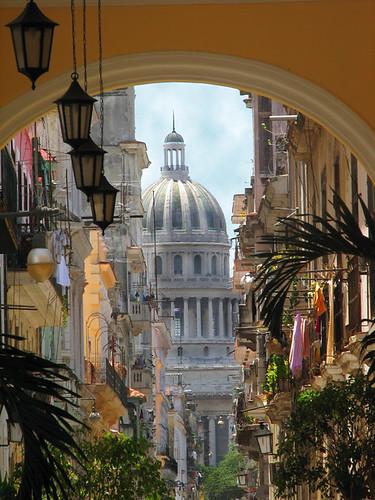 Capitalio du coeur de La Habana por -Benjamin-.