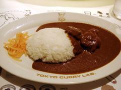 東京鐵塔咖哩飯-CURRY LAB.