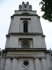 Steeple, St. George's-In-The-East